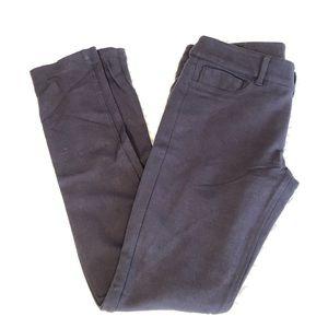EUC Express Low Rise Ponte Knit Pants
